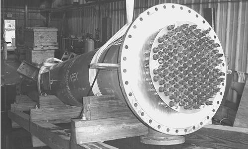 Zirconium Falling Film Evaporator