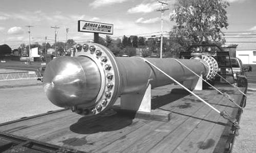 Titanium Shell & Tube Heat Exchanger