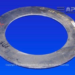 Zirconium OD ID Ring