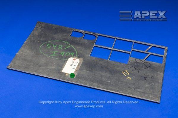 Zirconium Rectangle Plate