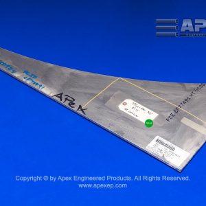 Titanium Rectangle Plate