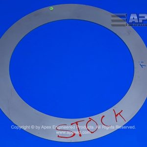 Titanium OD ID Ring