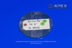 Zirconium Plate Disc