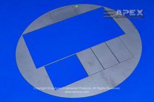 Titanium Plate Disc