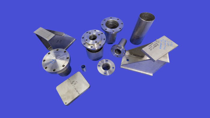 Apex prefabricated heat exchanger components photo 2.