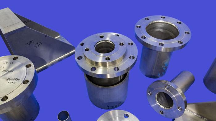 Apex prefabricated heat exchanger components photo 1.