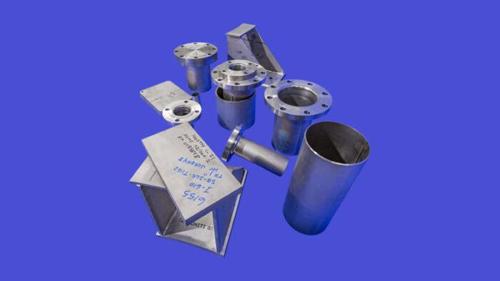 Apex prefabricated heat exchanger components photo 4.