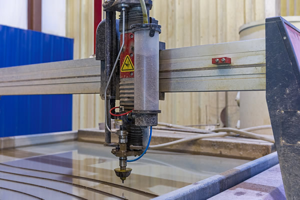 Apex WaterJet cutting services - Photo 1