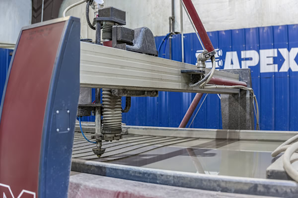 Apex WaterJet cutting services - Photo 2
