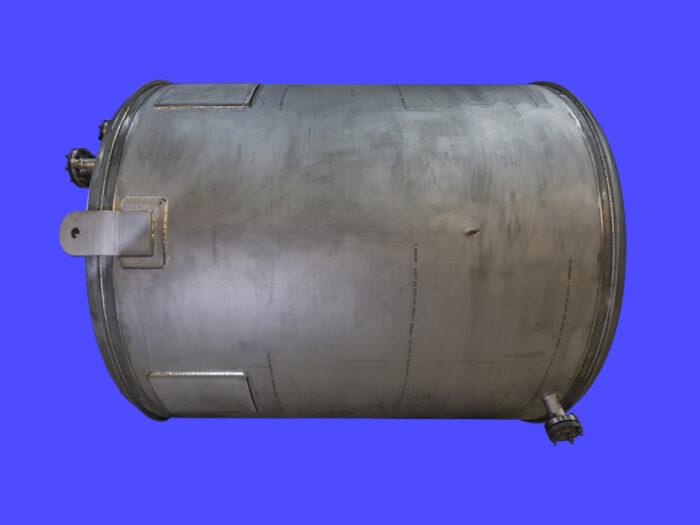 Titanium Tanks for Chlor-Alkali Producers