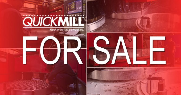 QuickMill QuickDrill 96-96-15 For Sale
