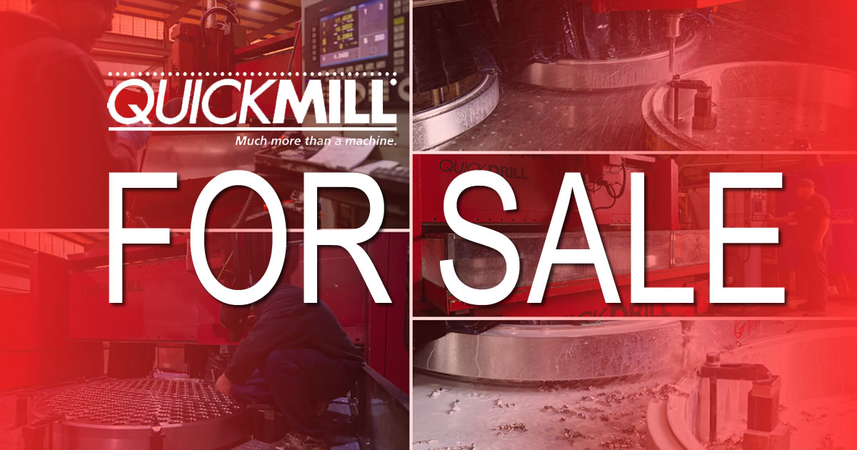 QuickDrill 96-96-15 For Sale