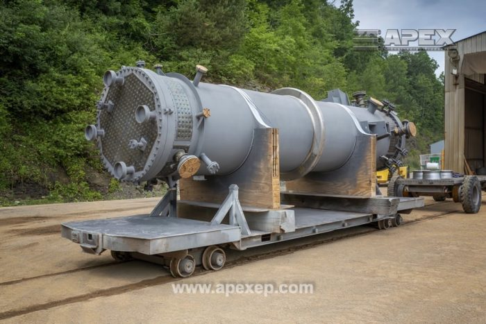 Trimerizer fabrication by Apex Engineered Products - Photo 3