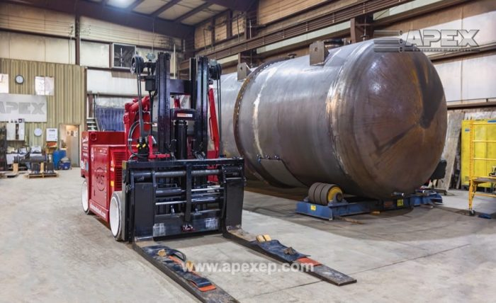 Caustic Tank For Sodium Hydroxide Processing Photo 4
