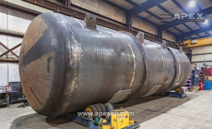 Caustic Tank For Sodium Hydroxide Processing Photo 3