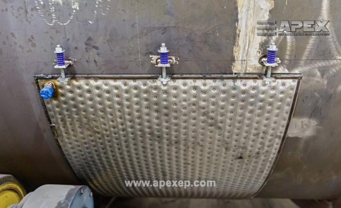 Caustic Tank For Sodium Hydroxide Processing Photo 2
