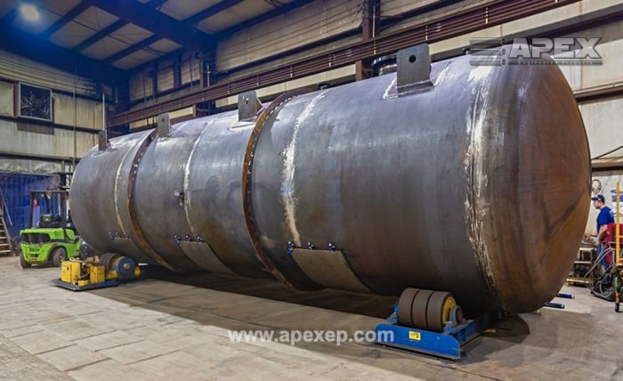 Caustic Tank For Sodium Hydroxide Processing Photo 1