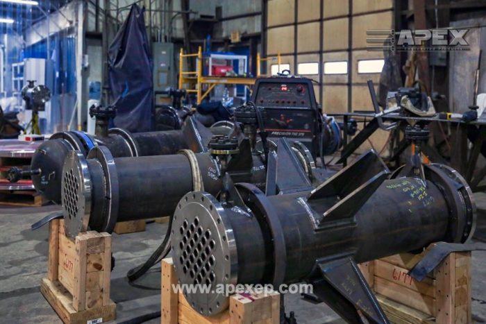 Column Reboilers: Alloy 600 and SA 516-70 steel - Photo 5