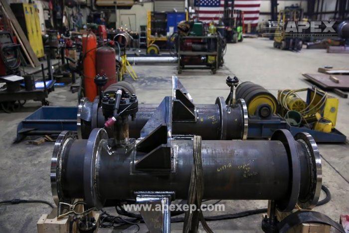 Column Reboilers: Alloy 600 and SA 516-70 steel - Photo 4