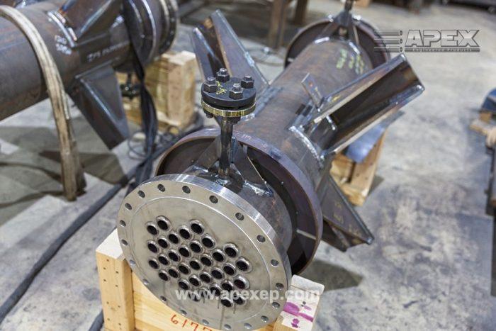 Column Reboilers: Alloy 600 and SA 516-70 steel - Photo 2