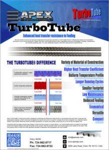 Apex TruboTube PDF Brochure Download