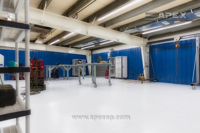 Apex Engineered Products Clean Room, Photo 6
