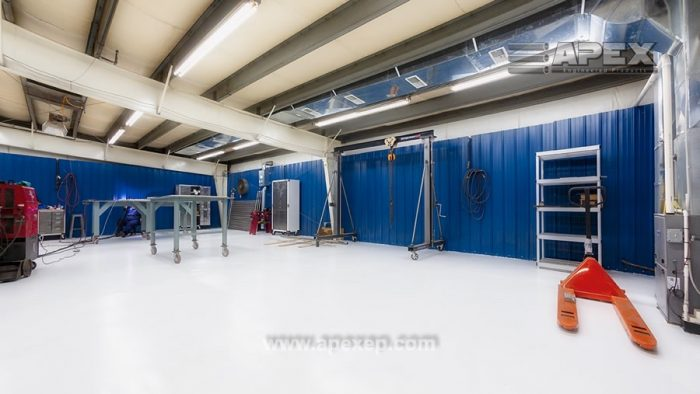 Apex Engineered Products Clean Room, Photo 3