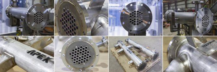 Tantalum fabrications examples