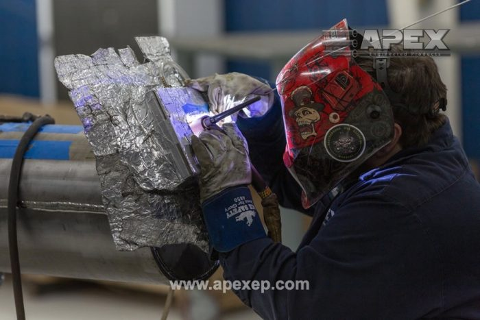 Hi-Precision Titanium Internals For An Emergency Scrubber - Photo 5
