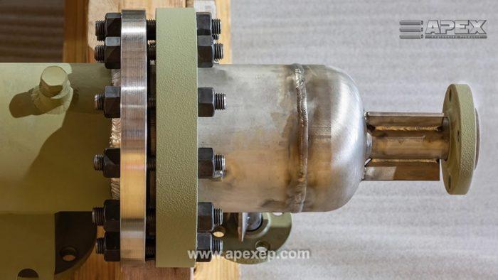 Condensers & Jacket Coolers - SA106B - Photo 4