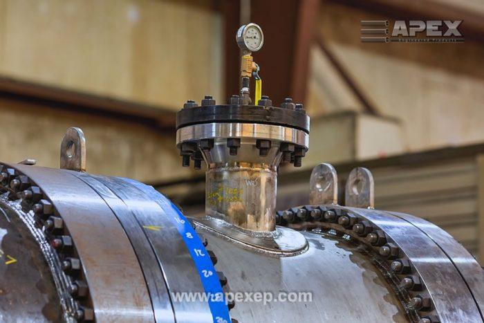 Geothermal Steam Generator 2 Fabrication Photo 10