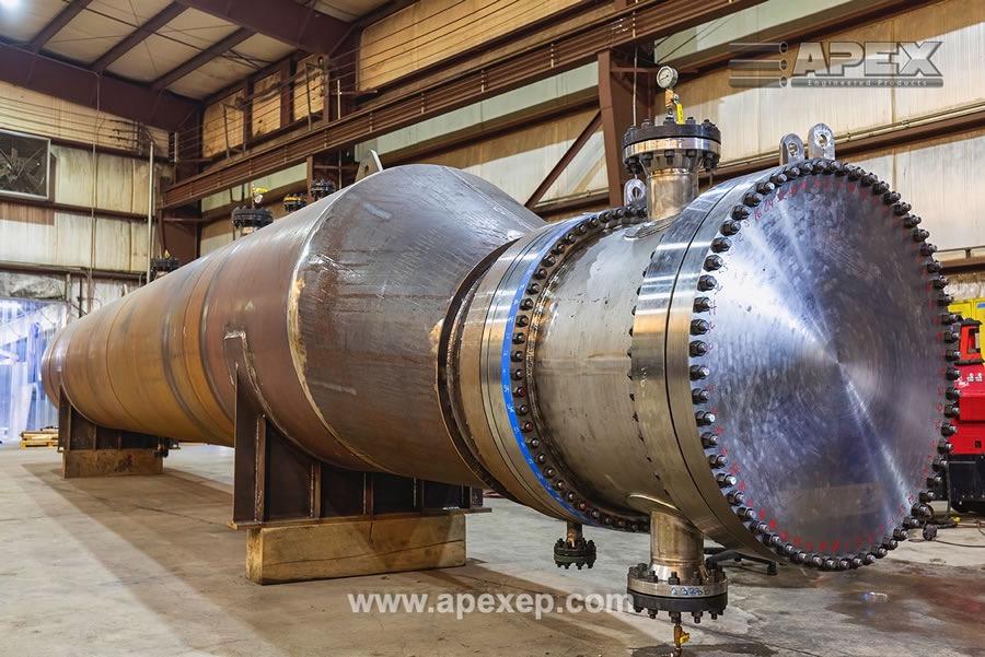 Geothermal Steam Generator 2 Fabrication Photo 9
