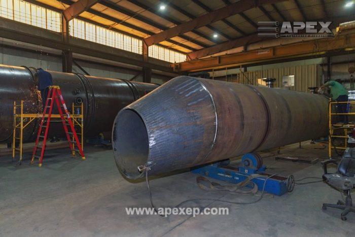 Geothermal Steam Generator 2 Fabrication Photo 5