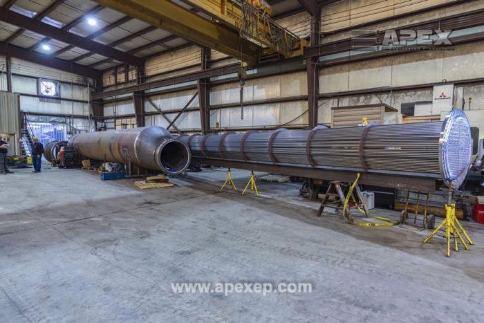 Geothermal Steam Generator 2 Fabrication Photo 1