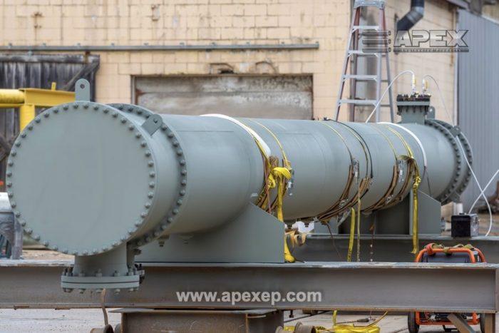 Titanium Ammonia Bypass Condenser - Photo 2
