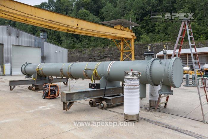Titanium Ammonia Bypass Condenser - Photo 3