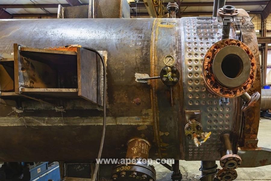 Apex Trimerizer Fabrication Photo 10