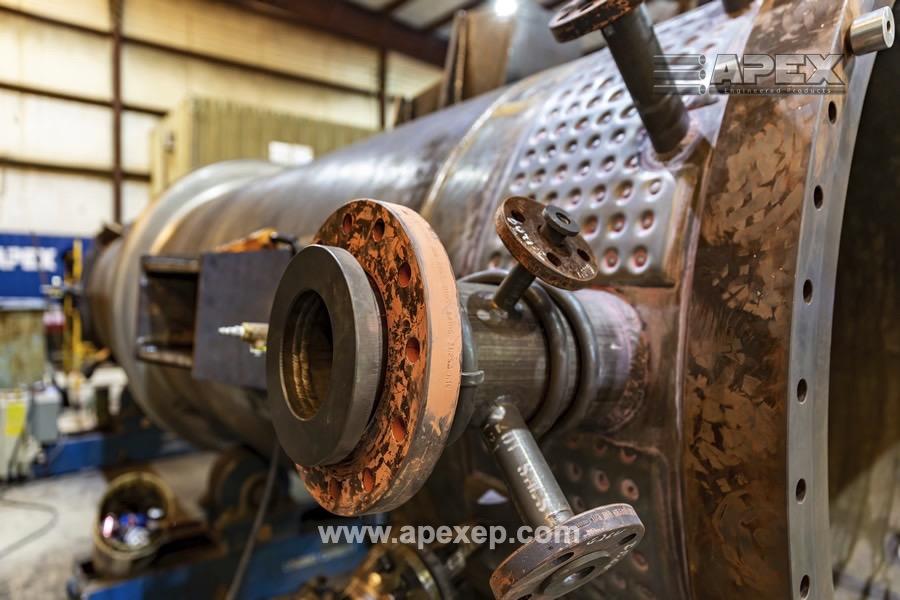 Apex Trimerizer Fabrication Photo 13