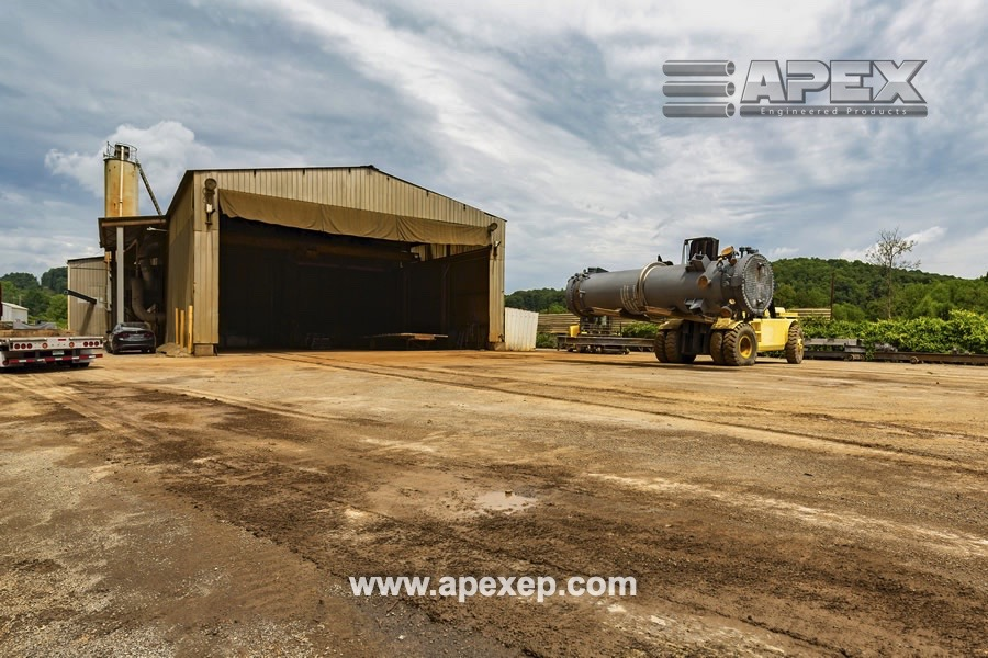 Apex Trimerizer Loading Photo 2