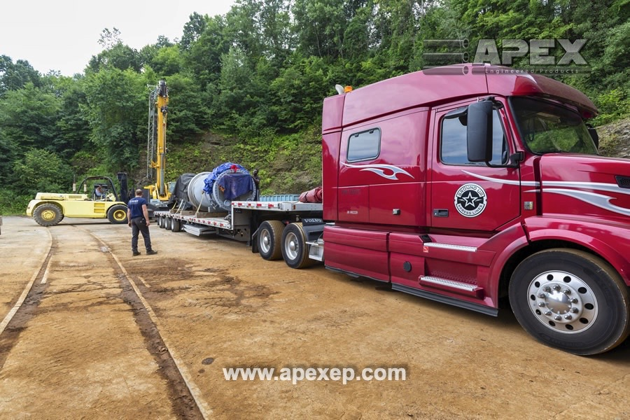 Apex Trimerizer Loading Photo 6
