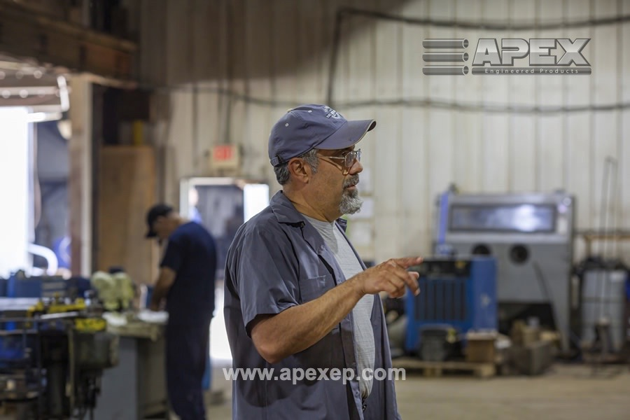 Chlorine Vaporizer repair by Apex Engineered Products- Photo 9