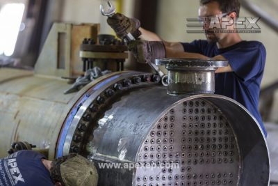 Chlorine Vaporizer repair by Apex Engineered Products- Photo 7
