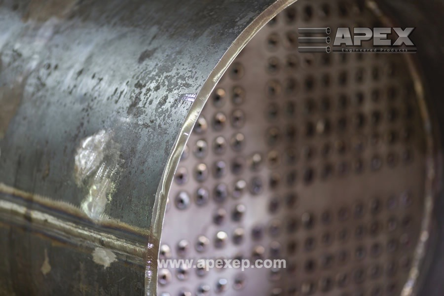 Chlorine Vaporizer repair by Apex Engineered Products- Photo 4