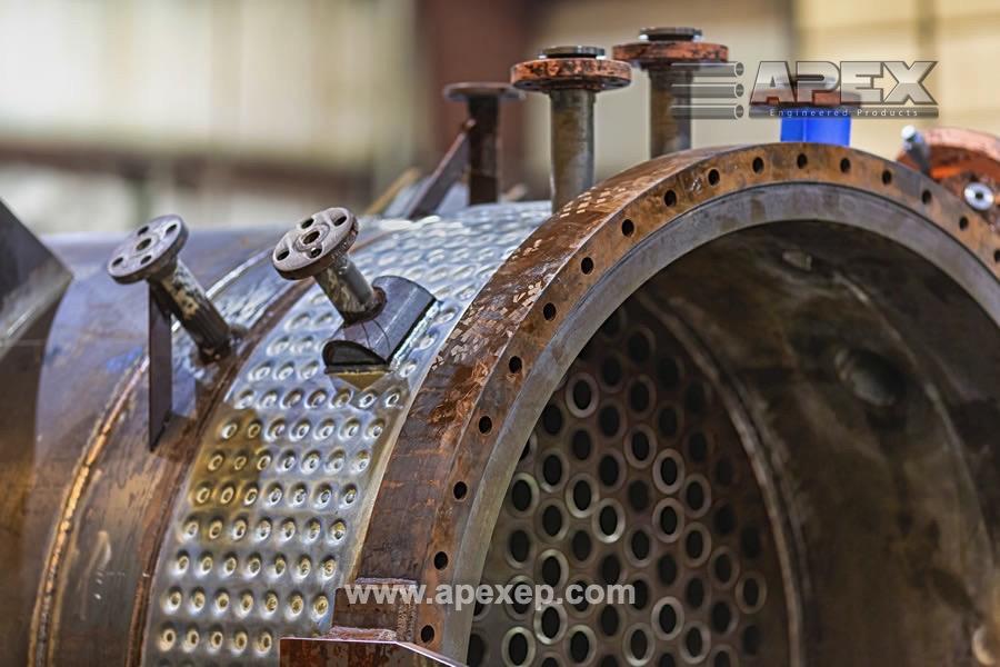 Apex Trimerizer Fabrication Photo 1