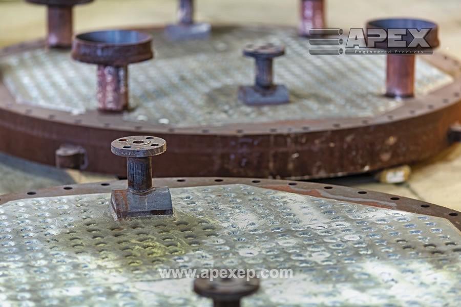 Apex Trimerizer Fabrication Photo 5