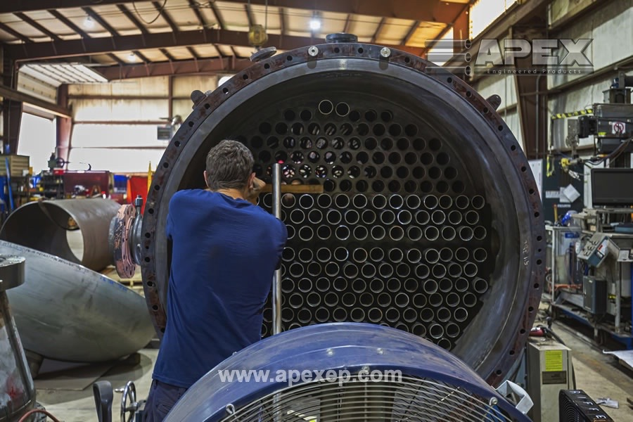 Apex Trimerizer Fabrication Photo 7
