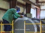 Intermediate column condenser welding photo 4