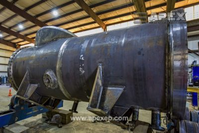 Turbine Gas Heater Fabrication Photo 15