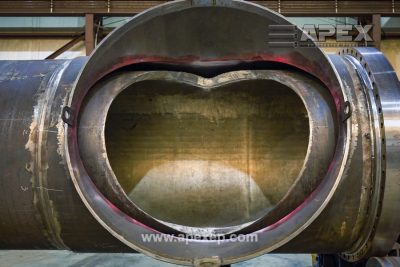 Turbine Gas Heater Fabrication Photo 8