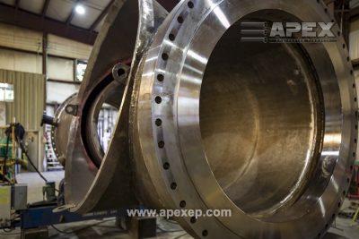 Turbine Gas Heater Fabrication Photo 5
